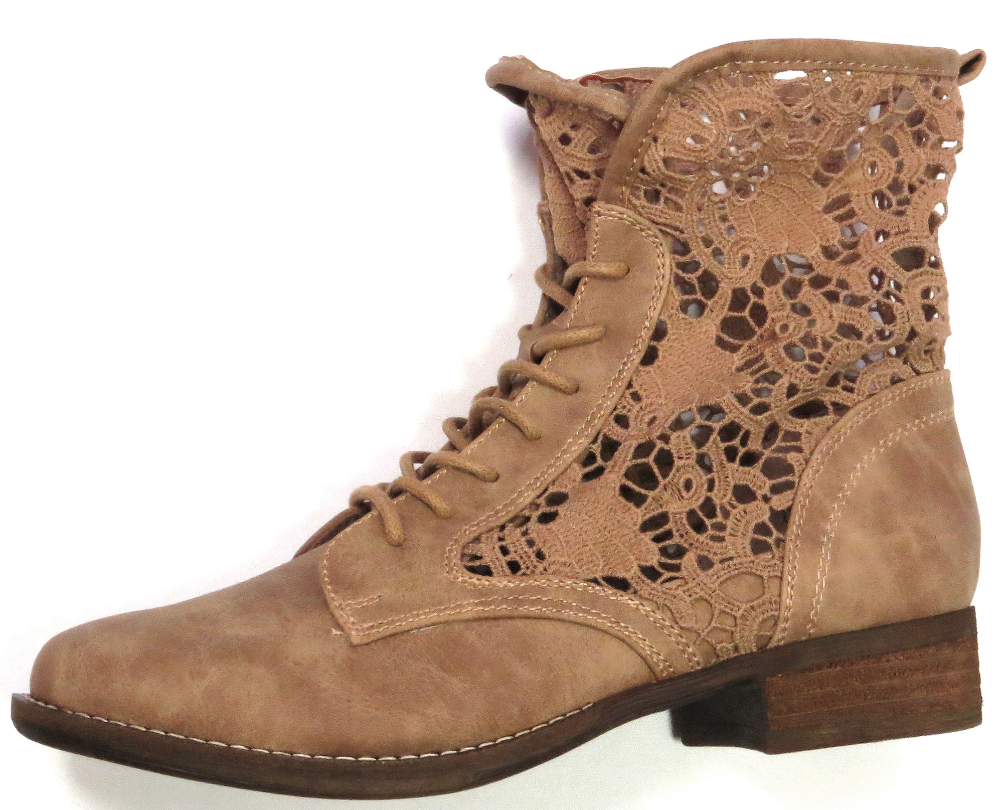 Lace Boot