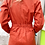 Thumbnail: Orange Utility Zip-Up Coveralls