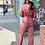 Thumbnail: Free People Flower Print Jumpsuit ~ Size 2