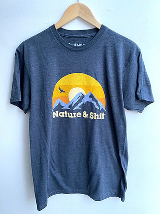 """Nature & Shit"" T-Shirt"