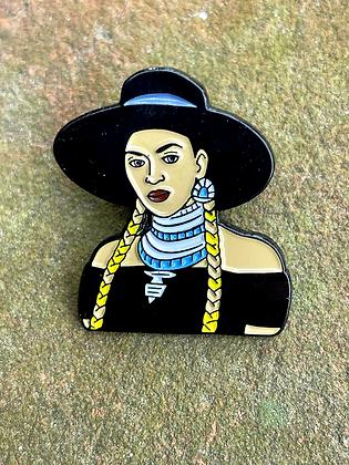 Beyoncé Enamel Pin