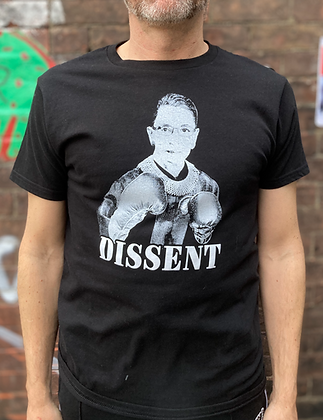 "Mens ""Dissent"" RBG T-Shirt"