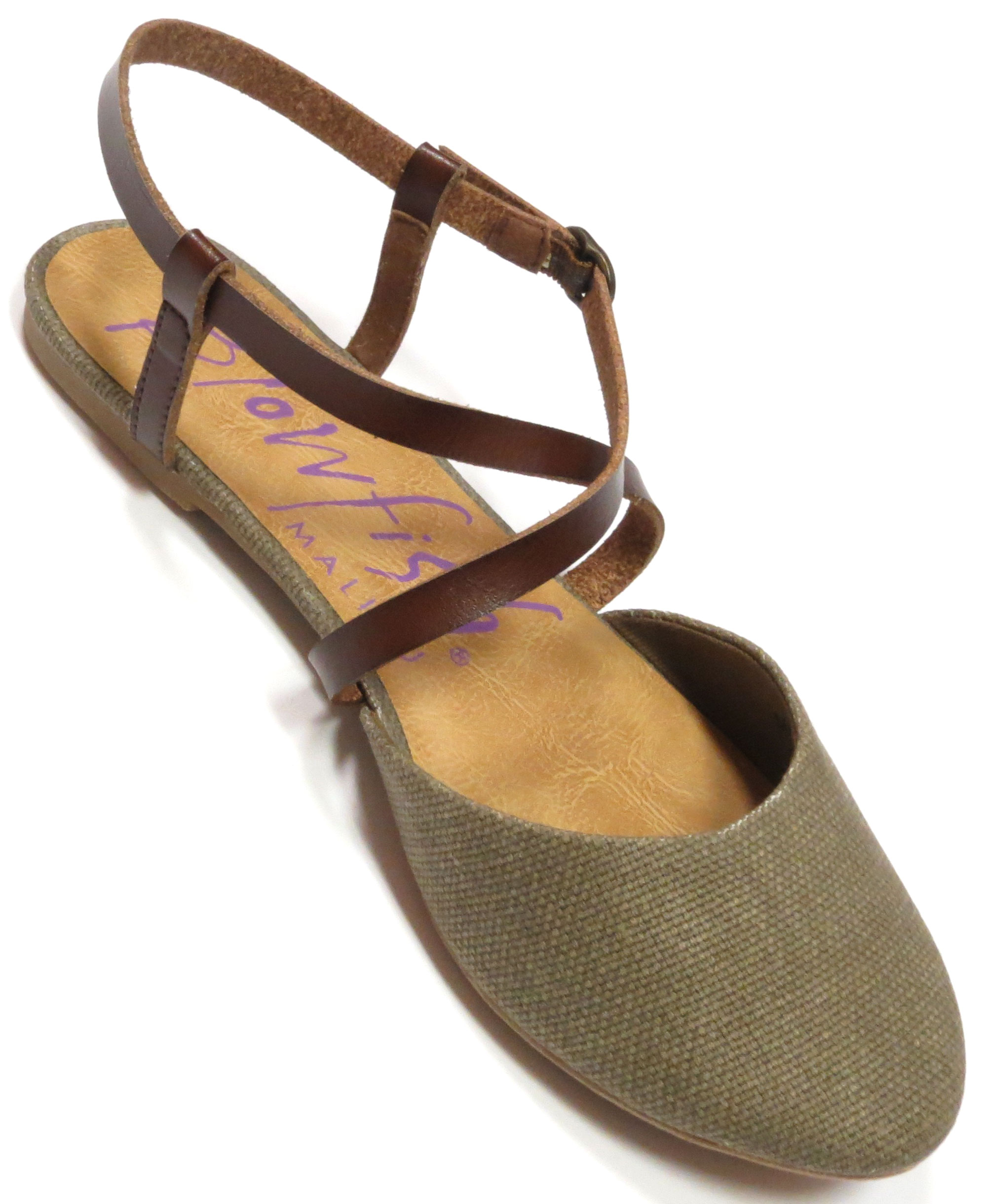 Canvas Sandal