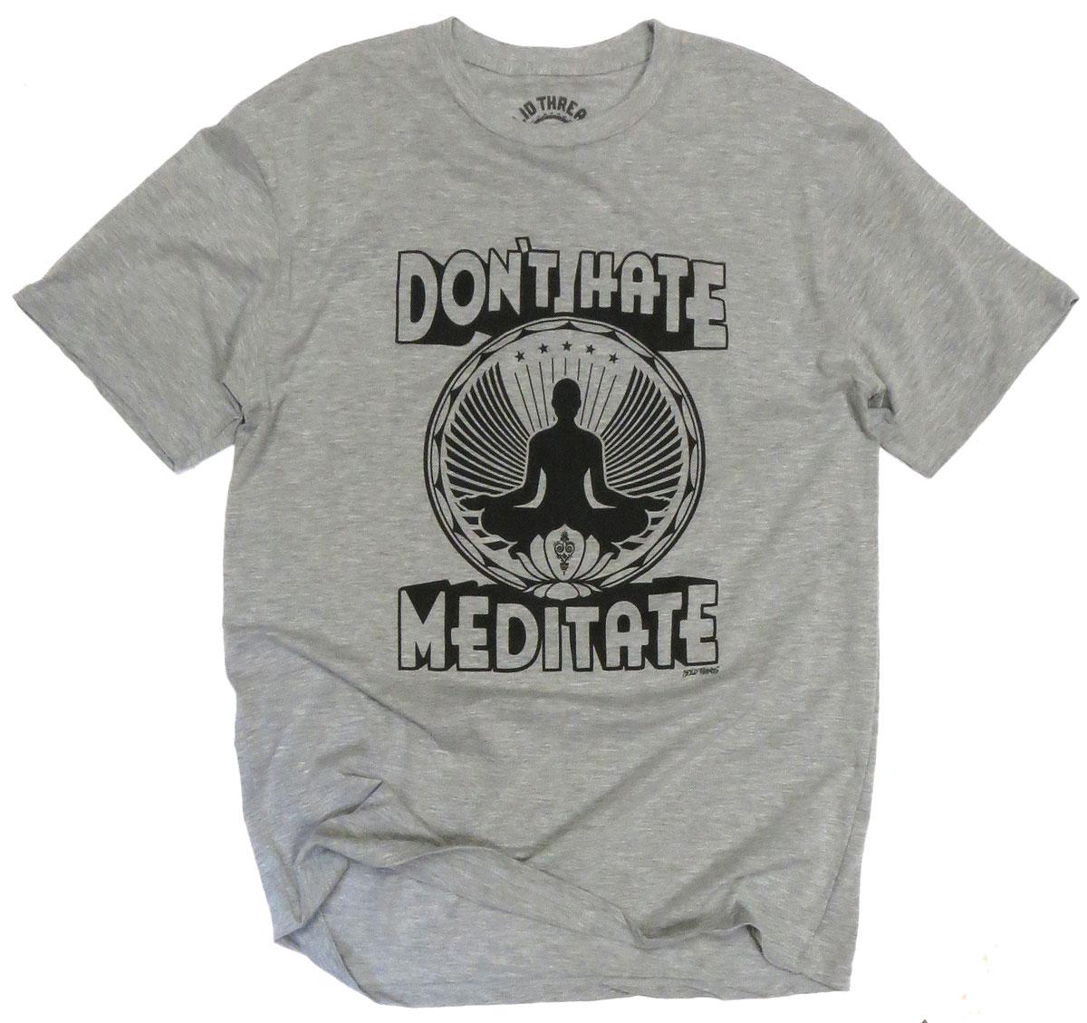 Meditate Tee