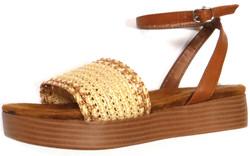 Ankle Strap Platform Sandal