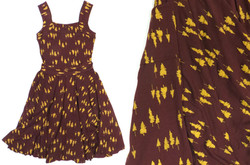 Pine Tree Dress