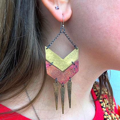 Jennifer Kahn Summer Chime Earrings