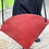 Thumbnail: Vintage 80's Red Leather Fan Bag