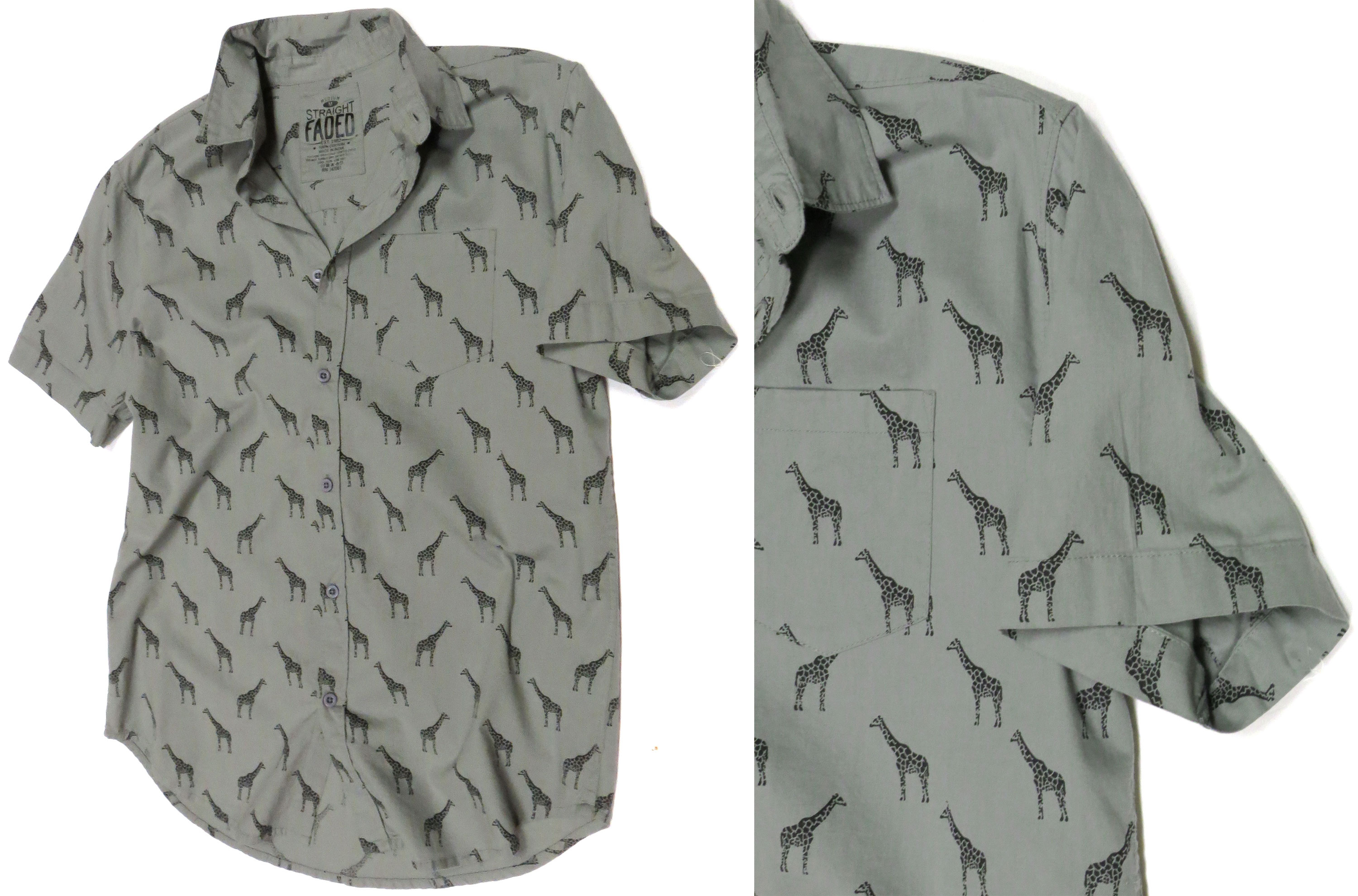 Giraffe Oxford