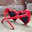Thumbnail: Sassy Red Cat Eye Heart Glasses