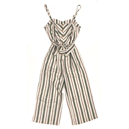 Portsmouth Striped Jumpsuit
