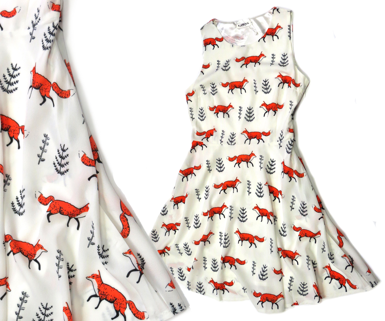 Ivory Fox