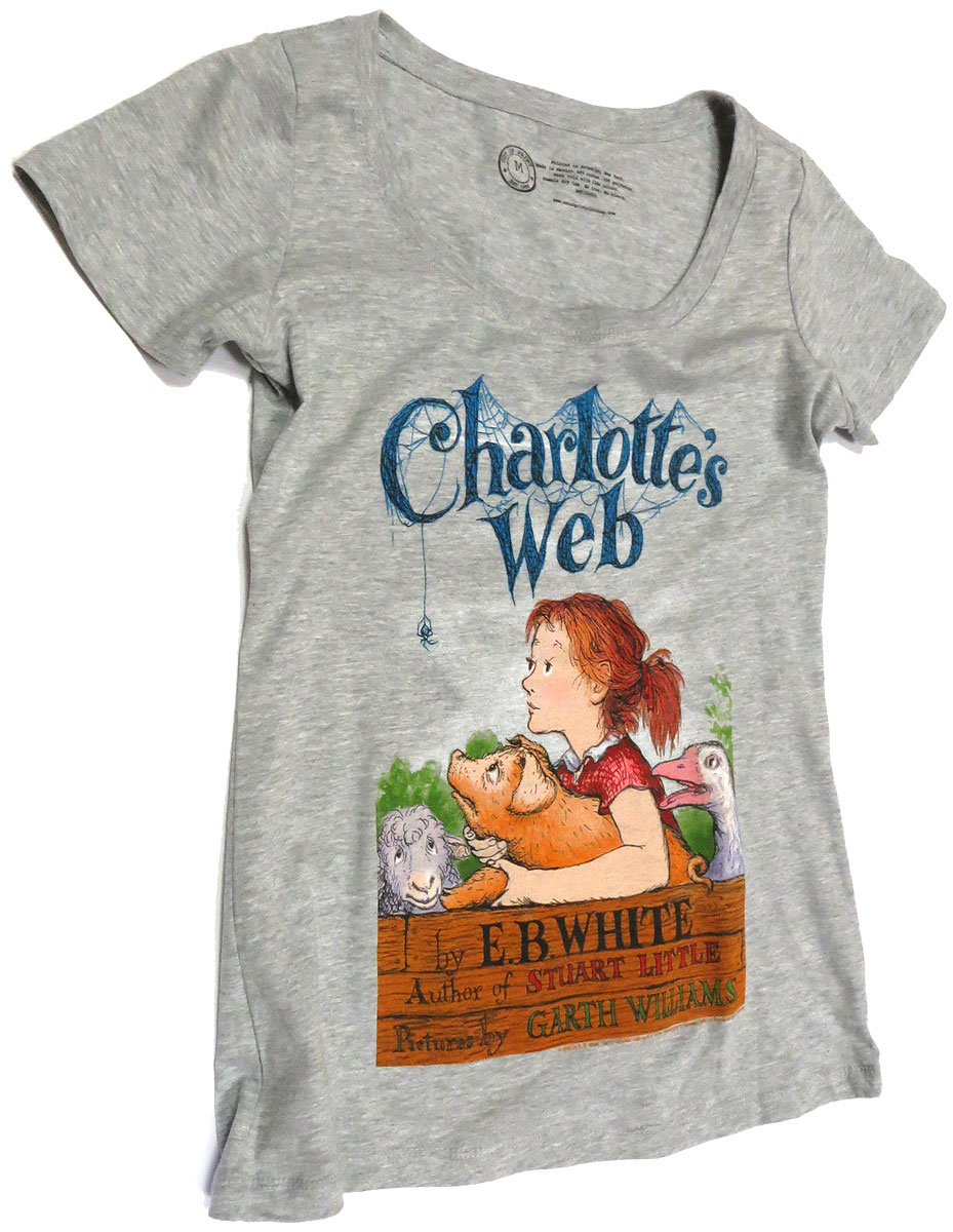 Charlotte's Web tee