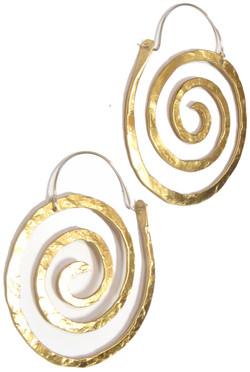 Brass Spirals