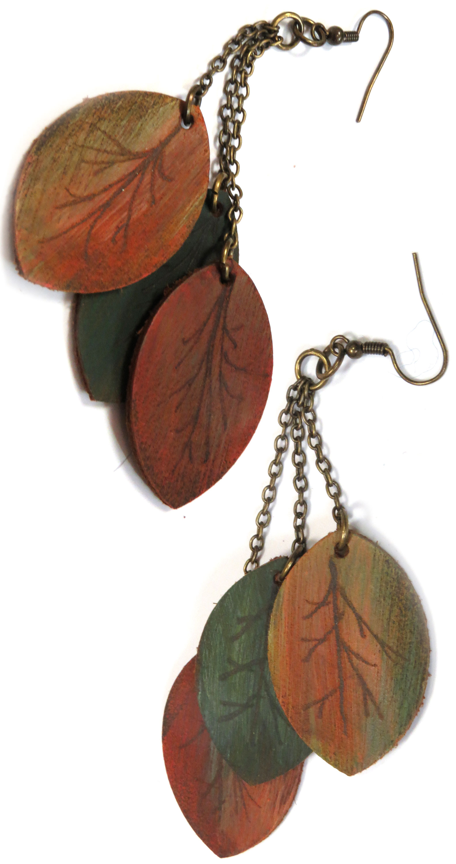 Leather Leaves