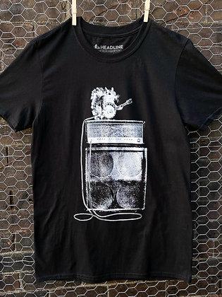"""Banjo Squirrel"" T-Shirt"