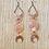 Thumbnail: Handmade Moon Phase Earrings