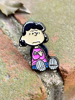 Lucy Enamel Pin