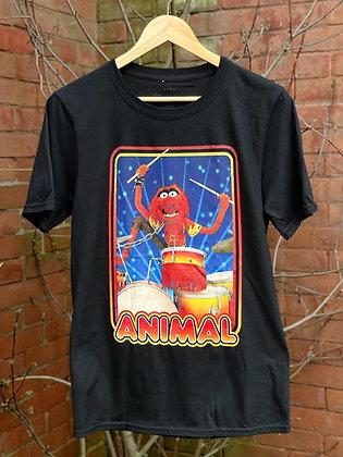 """Animal"" Muppet Drummer T-Shirt"