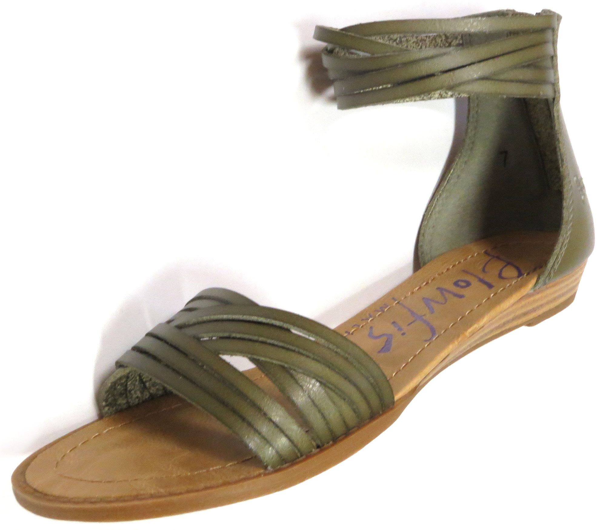 Sage Ankle Strap