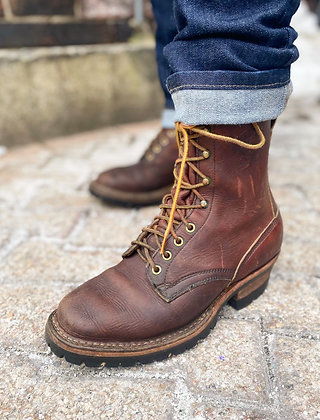 Whites Handmade Heavy Duty Leather Boots