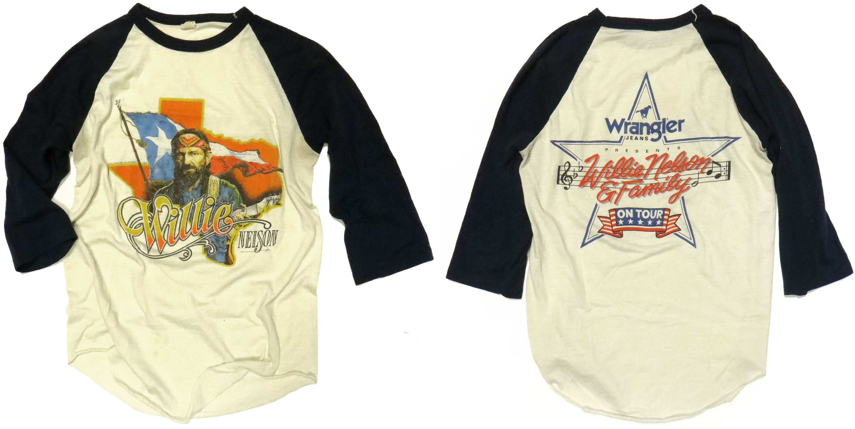 Willie Nelson Concert Tee