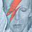 Thumbnail: David Bowie Men's Cut T-Shirt