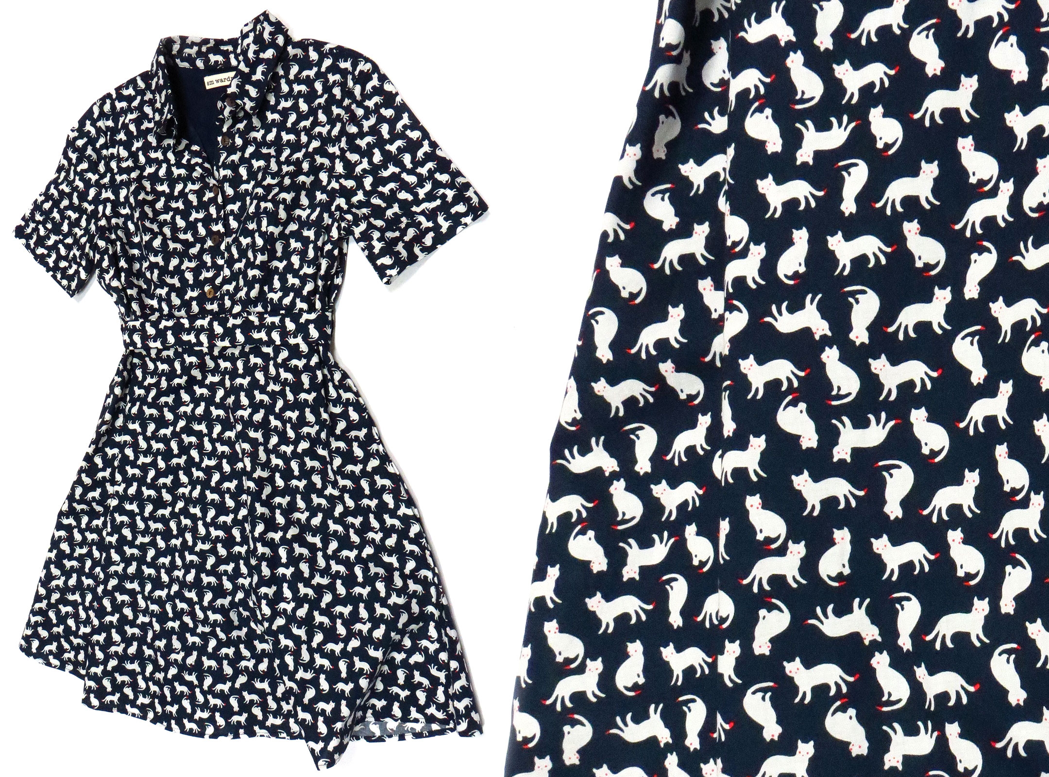 Crazy Cat Lady Dress
