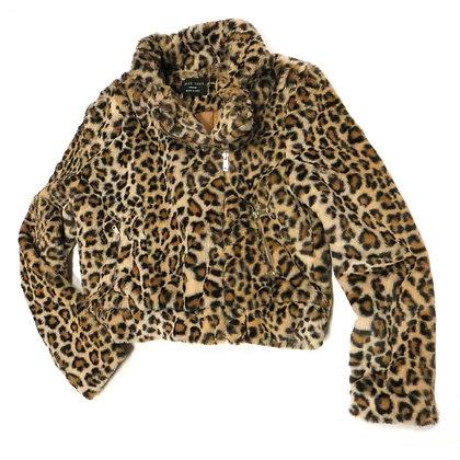 NEW Leopard Motorcycle Jacket