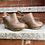 Thumbnail: See by CHLOE Leather Wooden Platform Wedges