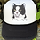 "Thumbnail: ""Quietly Judging"" Mesh-Back Trucker Hat"