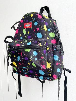 Dickies Paint Splatter Mini Backpack