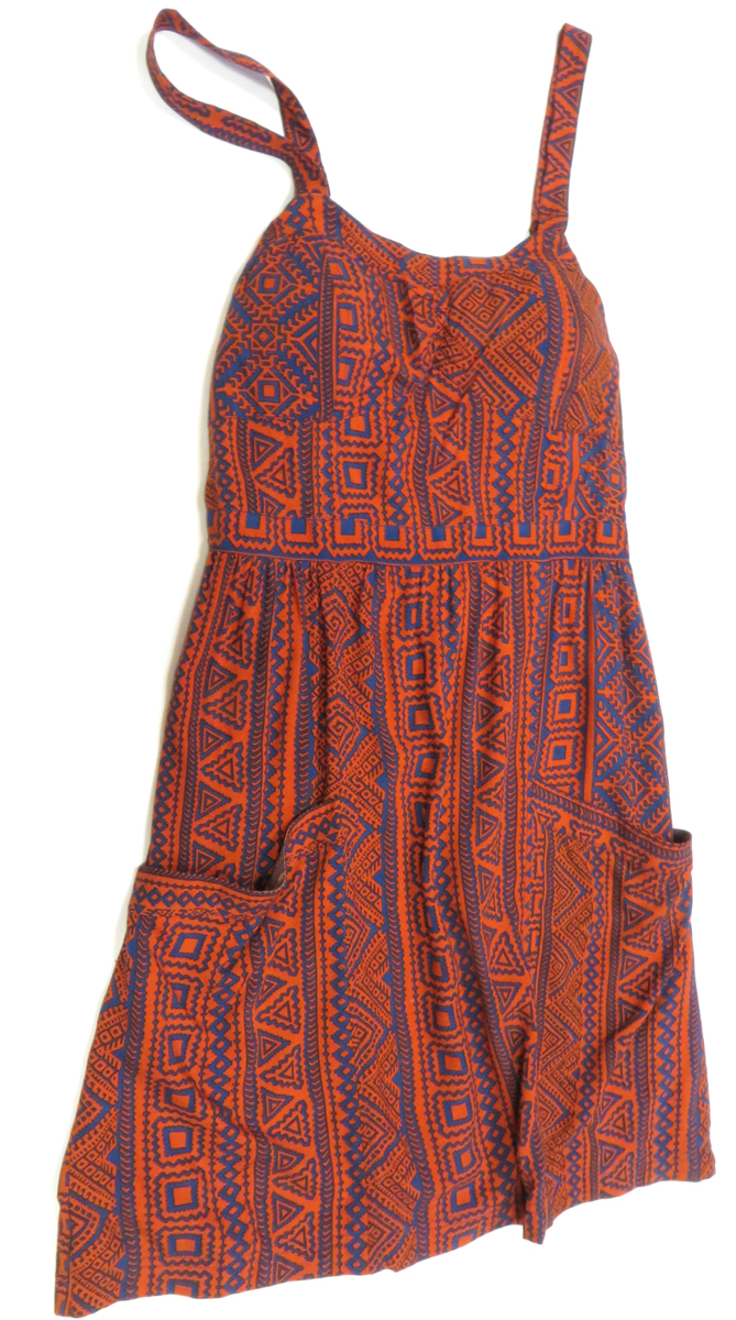 Geo Sun Dress