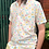 """Thumbnail: """"Party Peeps"""" Summer Button-Up ~ Size Small"""