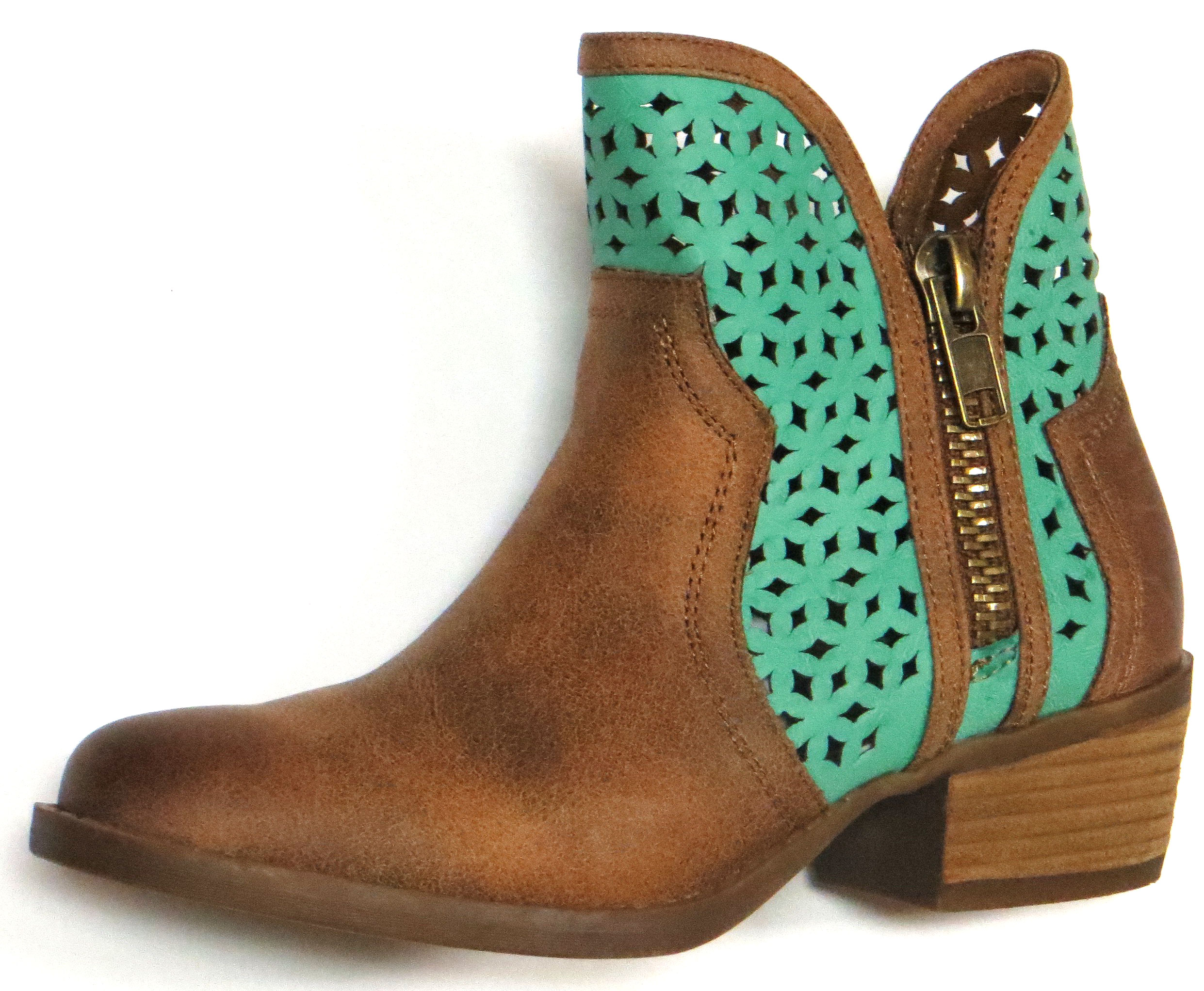Die Cut Boot