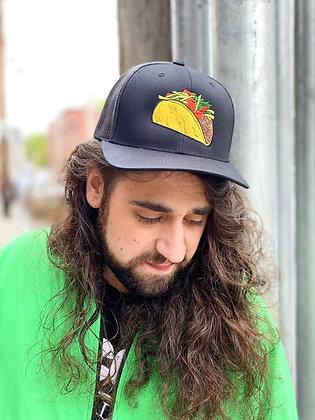 """""""Taco-bout it"""" Mesh Trucker Hat"""
