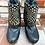 Thumbnail: Sam Edelman Studded Fold Over Booties ~ Size 7