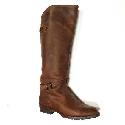FRYE Brown Riding Style Boots