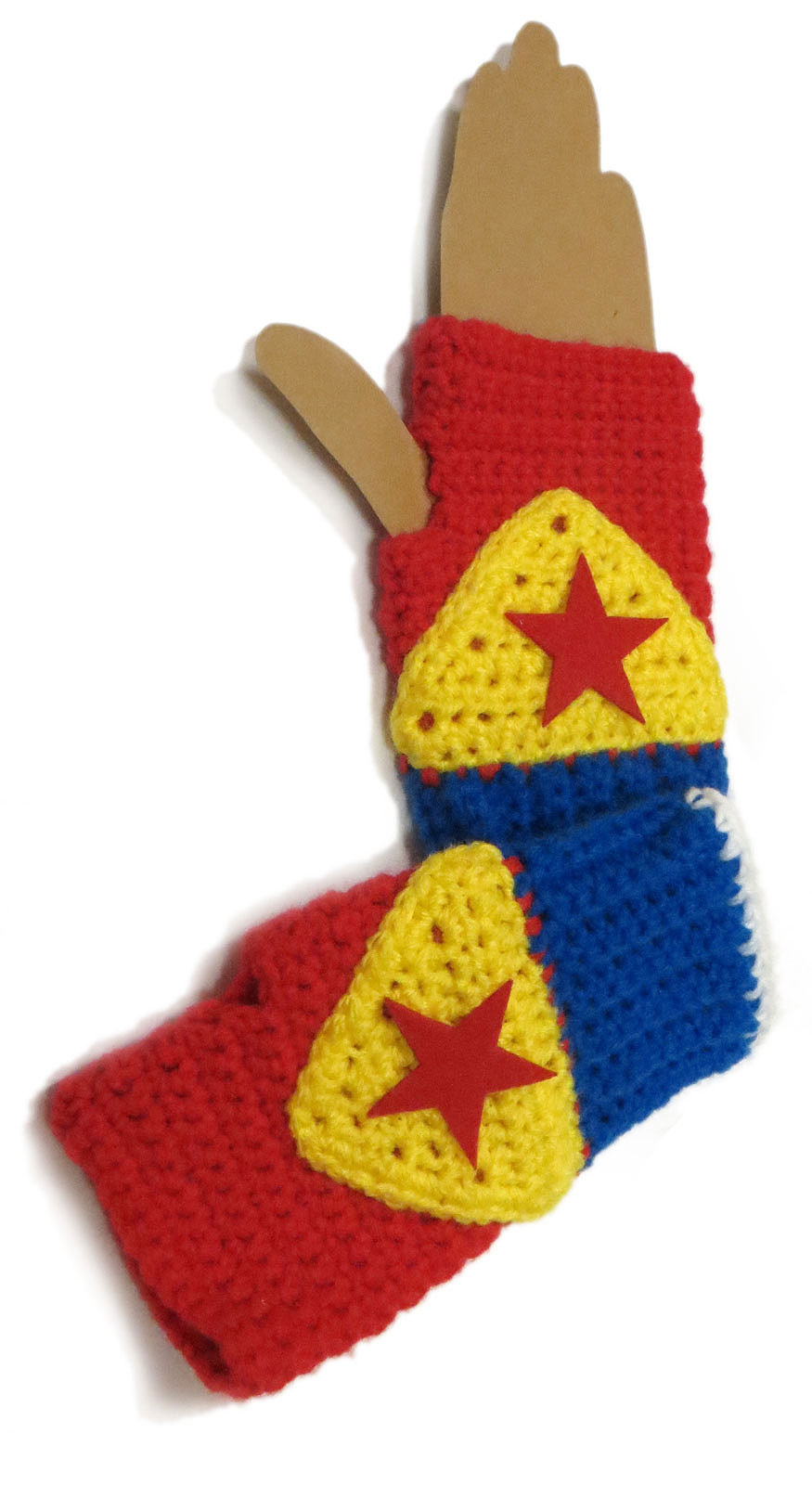 Super Hero Hand Warmers