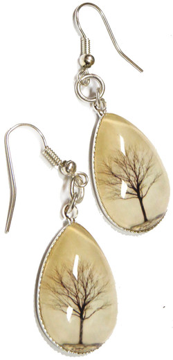 Fall Bubble Earrings