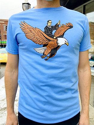 """Men's """"Fly High RBG"""" T-shirt"""