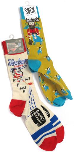 Men's Graphic Socks
