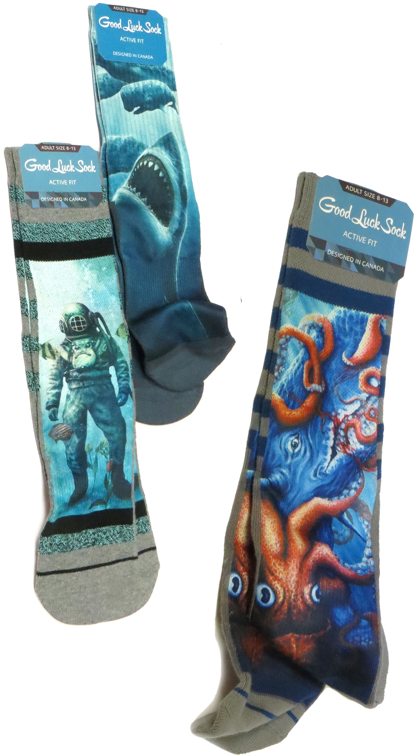 Men's Photoprint Socks