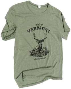 State of VT Tee
