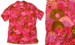 Hot Pink Hawaiian