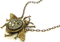 Bee Watchpiece