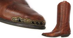 Vintage '80s Southwest Boots