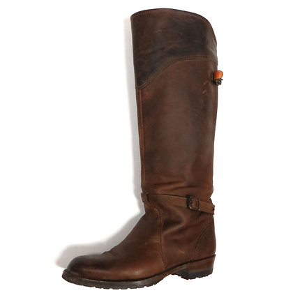 Women's Frye Dorado Leather Knee Boots