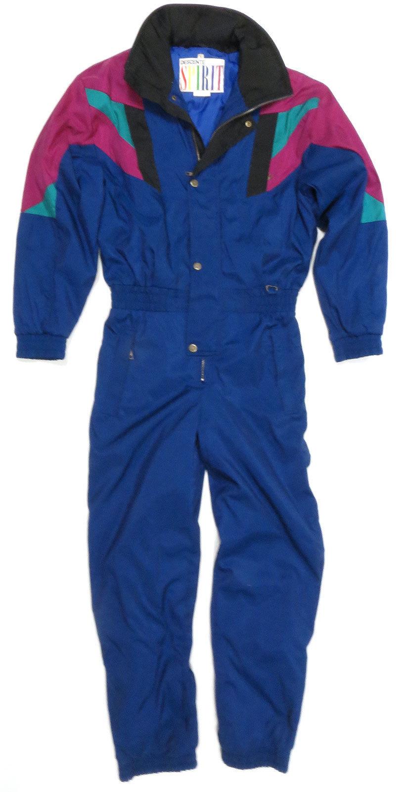Vintage '80s ski suit