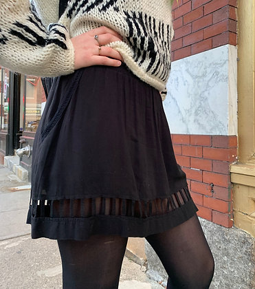 Knot Sisters Keyhole Skirt